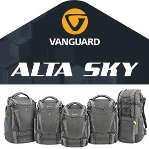 Vanguard Alta Sky, Camera Backpack, Camera Bag, Photo Backpack, Professional Camera Bag