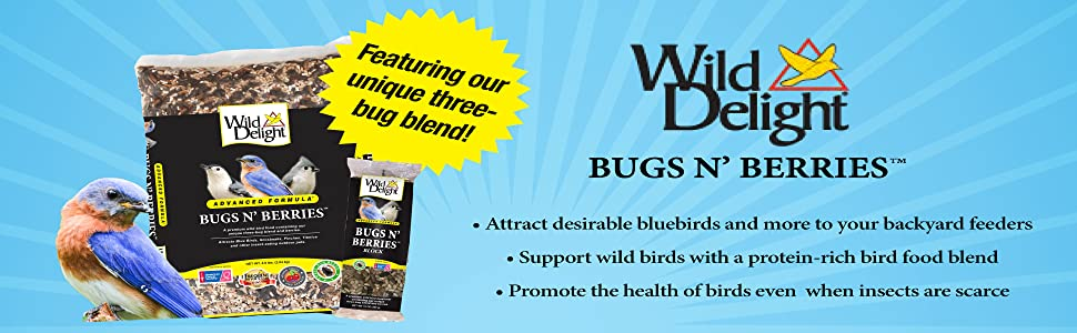 wild delight bugs n berries