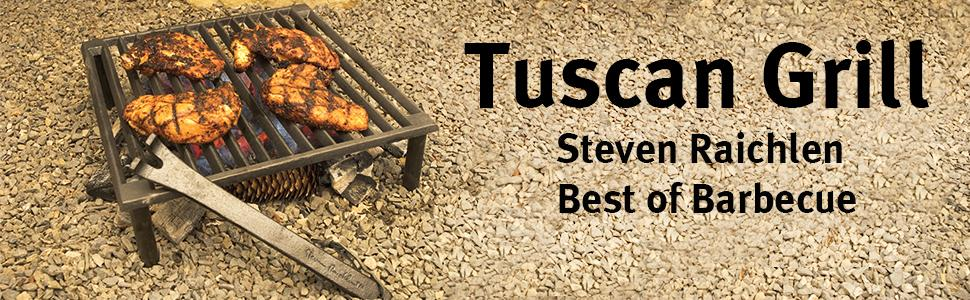 Amazoncom Steven Raichlen Best Of Barbecue Cast Iron Tuscan BBQ - The 8 best states to experience american bbq