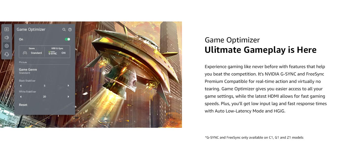 game optimizer
