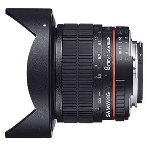 samyang 8mm HD