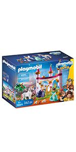 PLAYMOBIL: THE MOVIE Food Truck Del, a Partir de 5 Años (70075) , color/modelo surtido: Amazon.es: Juguetes y juegos