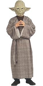 child's yoda costume