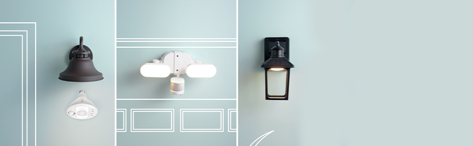 Use bulbs independently or link up to 30 other LED+ Linkable Motion lights to brighten larger spaces