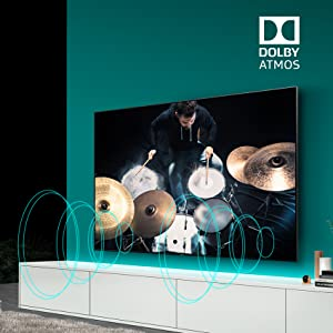 Sound Subwoofer Dolby-Atmos
