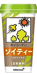 珈琲 紅茶 豆乳 ティー キッコーマン キッコーマン飲料 ソイ SOY カップ 午後の紅茶 キリン 紅茶花伝