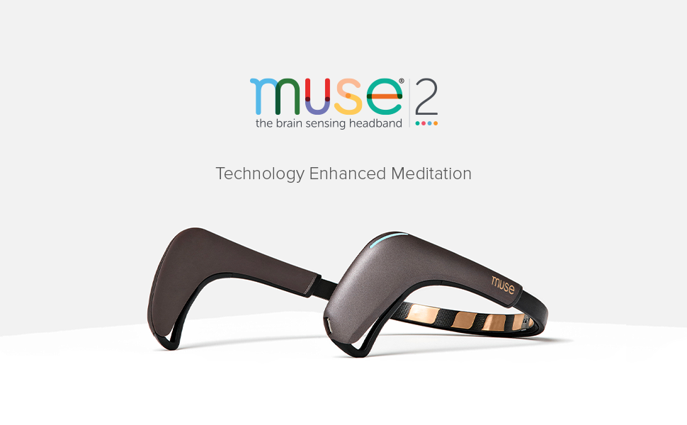 Muse 2: The Brain Sensing Headband, Technology Enhanced Meditation