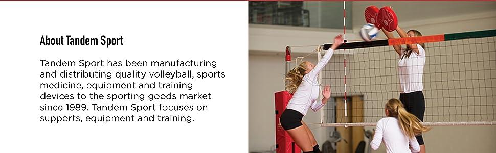 Tandem, Sport, volleyball, pal, equipment, gear