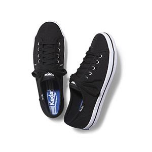 c0fa9bd3f85 Keds Women s Kickstart Seasonal Solid Sneakers  Amazon.ca  Shoes ...