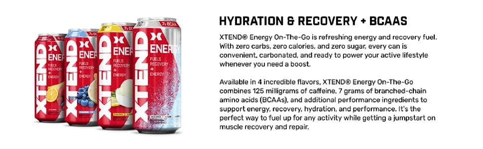 Xtend Energy On The Go