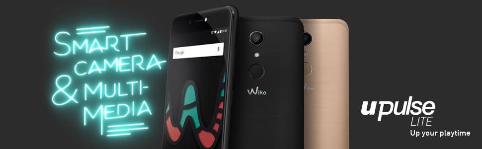 Wiko Upulse Lite SIM Doble 4G 32GB Negro: Wiko: Amazon.es: Electrónica