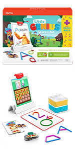 Little Genius starter kit + early Math for iPad