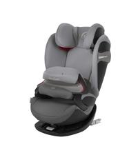 Cybex Silver Kinder Autositz Juno 2 Fix Für Autos Mit Isofix Autositz Gruppe 1 9 18 Kg Pure Black Baby