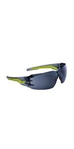 Bolle Ness Lunettes de sécurité protection Enveloppante Conception optimale Vision Confort