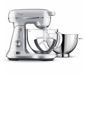 the Baker Boss stand mixer by sage appliances