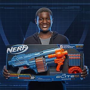 Nerf Elite 2.0 shockwave rd-15; nerf shockwave gun; nerf elite surgefire gun; nerf dart guns