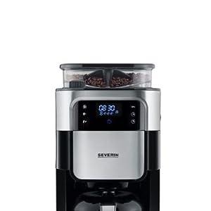 Severin KA 4814 - Cafetera con molinillo y jarra termo,1000 W, 1 L ...