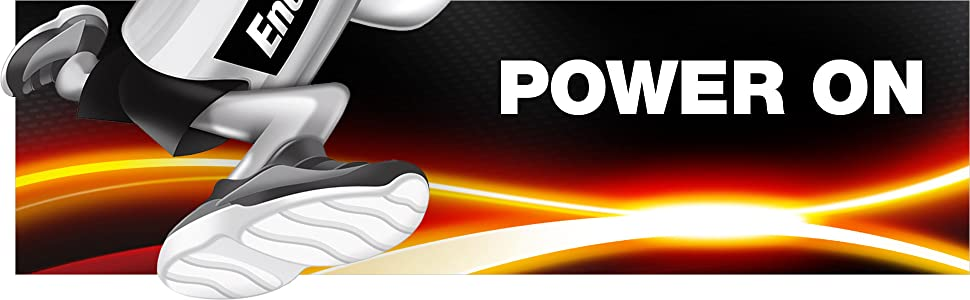Power On, Energizer, Energizer batteries, AA, AAA, C, D, Keys, Remote, Alarm, Toys, Flashlights,