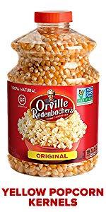 popcorn, popcorn kernels, popcorn oil, bulk, variety pack, poppable, prime, pantry, popcorn kit