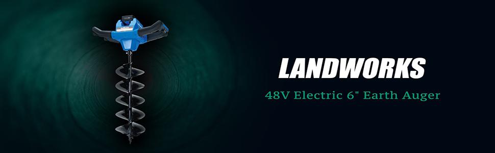 Amazon.com: Landworks - Cabezal eléctrico para helado y ...