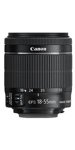 Canon Ef S 18 55 Mm F4 0 5 6 Is Stm Zoom Lens For Eos Camera Photo