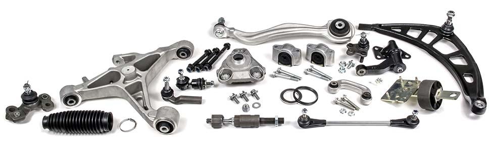 Unipart Rear Suspension Arm for Peugeot 406 equiv FDL6600
