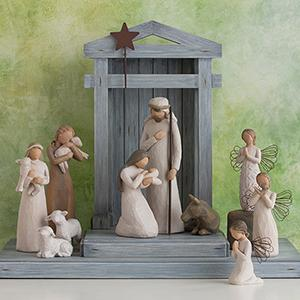 Willow Tree Nativity Set, Willow Tree