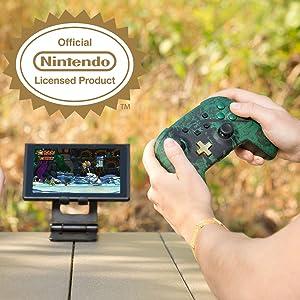 PowerA, Enhanced, Wireless, Controllers, Nintendo, Switch, Zelda
