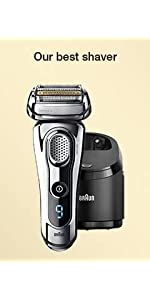 Braun Series 9 9296cc electric shaver