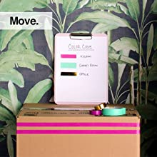 Scotch Expressions can be used to decorate and organize moves by color coding boxes.