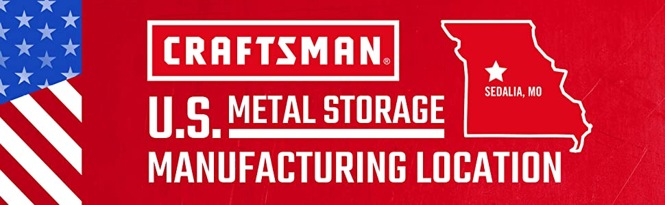 USA metal storage