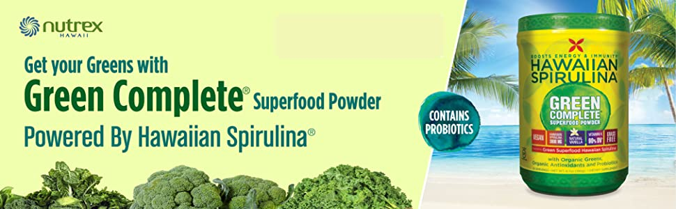 Green Complete Superfood Powder