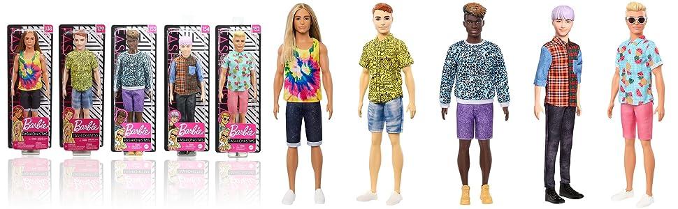 Ken look all'ultima moda