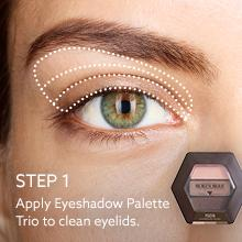 4 Simple Steps to a Natural Eye Look