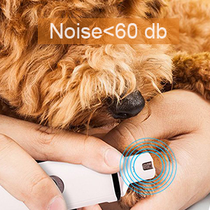 Electric Pets Nail Grinder