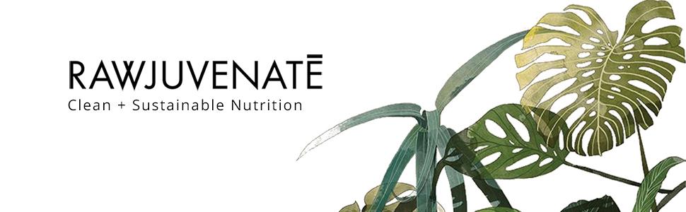 RawJuvenate whole food nutrition