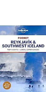 Lonely Planet Pocket Reykjavik & Southwest Iceland (Travel Guide)