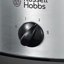3.5 Liter Slowcooker, met 3 temperatuurinstellingen