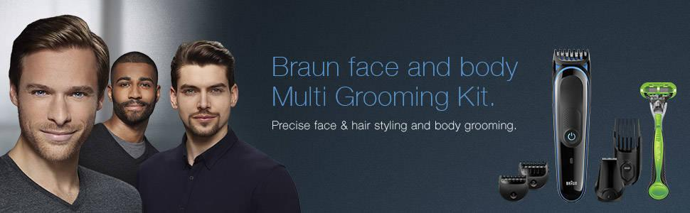 Braun MGK3040 Multi Grooming Kit