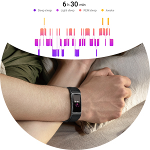 sleep tracker watch fitness wristband tracker