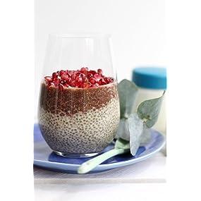 Severin EG 3517 - Vasos de repuesto para yogurtera con tapa, 8 ...