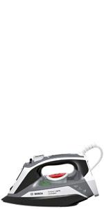Bosch TDA753122V Plancha de Vapor, VarioComfort, Supervapor 220 g ...
