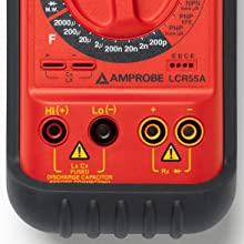 LCR55A Inductance, Capacitance, and Resistance Tester
