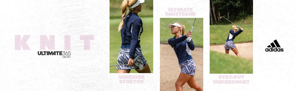 golf, adidas golf, golf skirt, womens golf skort, golf skort, skort, adidas skort, adidas golf