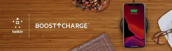 Belkin Boost Charge Wireless Charger