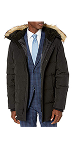 Down Warm Winter Coat Parka