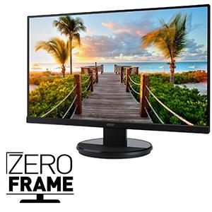 "Acer K242Y 23.8"" Full HD VA Display Monitor HDMI FreeSync 1ms VRB"