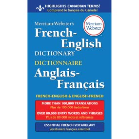 larousse english french dictionary canadian edition
