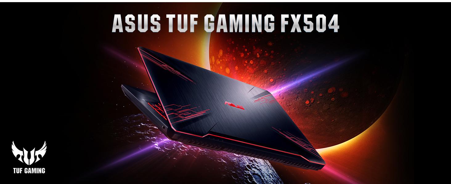 ASUS TUF Gaming Laptop (FX504)