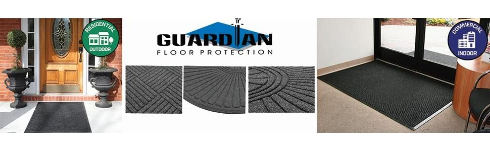 Guardian Ecoguard Diamond Indoor Wiper Floor Mat Recycled